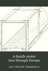 A Family Motor Tour Through Europe PDF