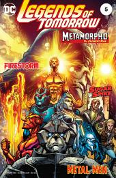 Legends of Tomorrow Anthology (2016-) #5