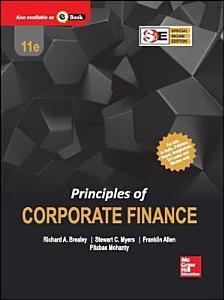 Principles of Corporate Finance  11e Book
