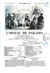 L'oiseau de paradis pièce féerie en cinq actes par J. Gabriel et Michel Masson