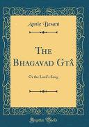 The Bhagavad Gt   PDF