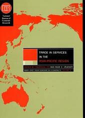 Trade in Services in the Asia-Pacific Region
