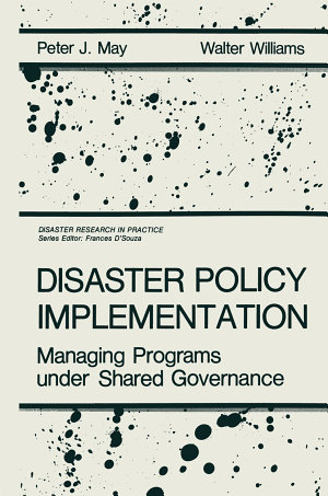Disaster Policy Implementation