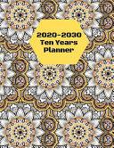 2020-2030 Ten Years Planner