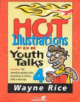 Hot Illustrations for Youth Talks 4 PDF