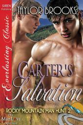 Carter's Salvation [Rocky Mountain Man Hunt 2]