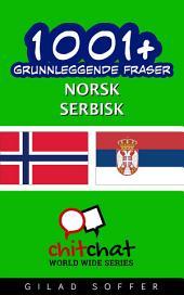 1001+ grunnleggende fraser norsk - serbisk