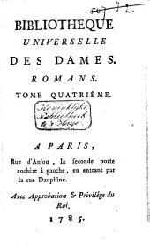 Bibliothèque universelle des dames: Volume30