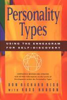 Personality Types PDF