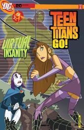 Teen Titans Go! (2003-) #20