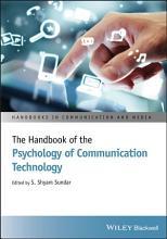 The Handbook of the Psychology of Communication Technology PDF