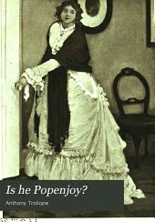 Is He Popenjoy?: A Novel, Volume 2