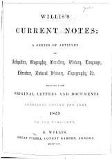 Willis s Current Notes PDF