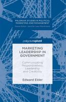 Marketing Leadership in Government PDF