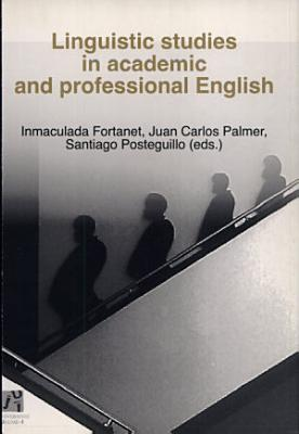 Linguistic Studies in Academic and Professional English PDF