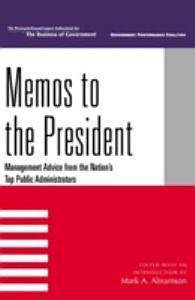 Memos to the President Book