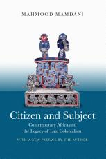 Citizen and Subject PDF