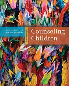 Counseling Children Book