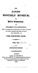 The Ladies Monthly Museum Book PDF