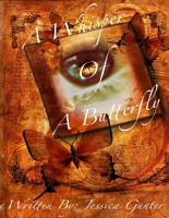 A Whisper of a Butterfly PDF