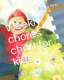 Weekly Chores Chart for Kids