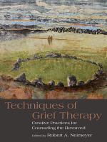 Techniques of Grief Therapy PDF