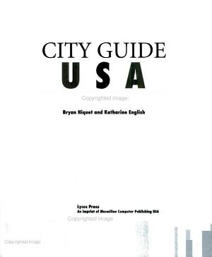 City Guide USA Web Directory PDF