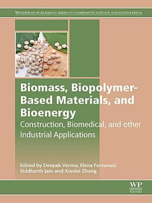 Biomass, Biopolymer-Based Materials, and Bioenergy