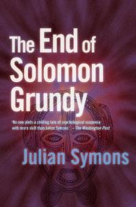The End Of Solomon Grundy PDF
