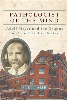 Pathologist of the Mind PDF