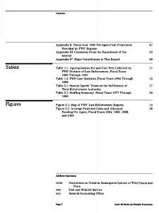 Wildlife Protection PDF