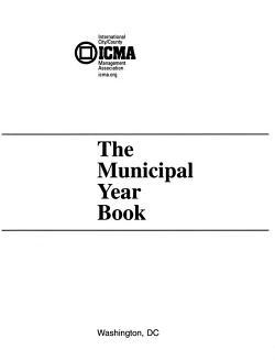 The Municipal Year Book PDF