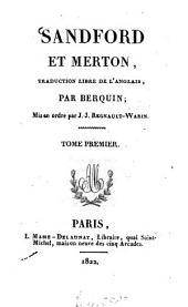 Sandford Et Merton: Volume1