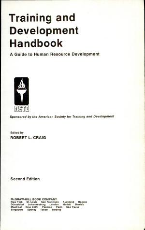 Training and Development Handbook PDF