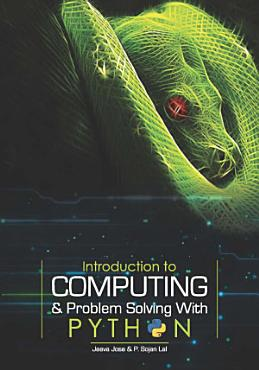 Introduction to Computing   Problem Solving With PYTHON PDF