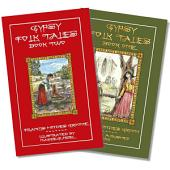 GYPSY FOLK TALES - 2 illustrated books AT WHOLESALE RATES 60% OFF: Folklore, Fairy Tales, Myths and Legends from around the World