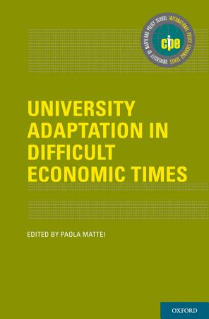 University Adaptation in Difficult Economic Times PDF