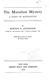 The Marathon Mystery: A Story of Manhattan