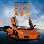 The book of the Lamborghini Murciélago