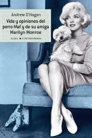 Vida y opiniones del perro Maf y de su amiga Marilyn Monroe PDF