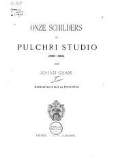 Onze schilders in Pulchri-Studio: Volume 2