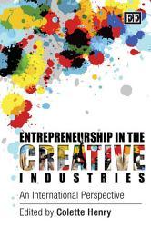 Entrepreneurship in the Creative Industries PDF