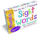 Get Set Go Phonics Flashcards  Sight Words