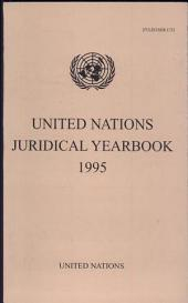 United Nations Juridical Yearbook 1995