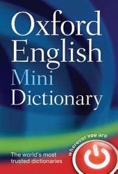 Oxford English Mini Dictionary Book PDF