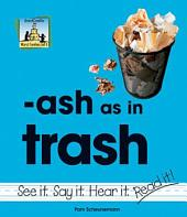 ash as in trash