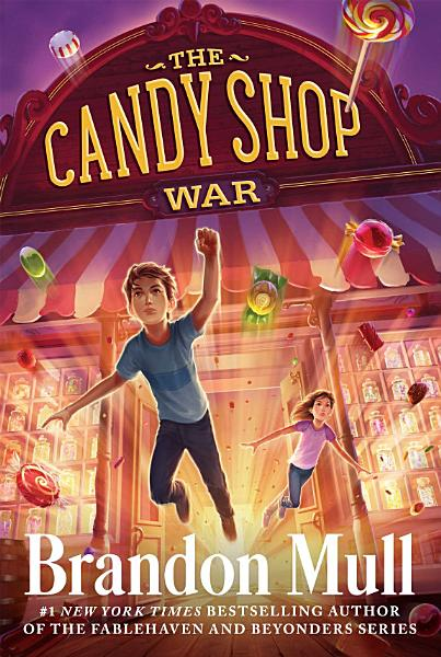 Download The Candy Shop War Book