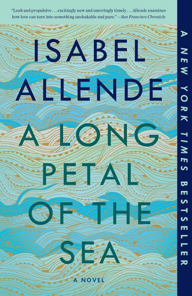 Download A Long Petal of the Sea Book