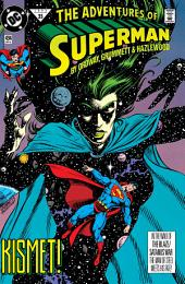 Adventures of Superman (1994-) #494