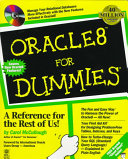 Oracle8 For Dummies PDF